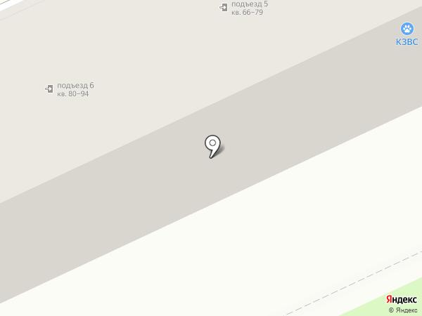 Армавир-Зооветснаб, ЗАО на карте Армавира