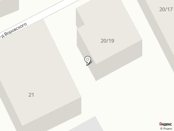 Сайт-в-Армавире.рф на карте Армавира
