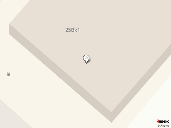 Магнит на карте Кохмы