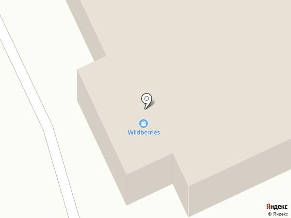 Караваево, МУП на карте Караваево
