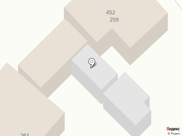 АВТОВИК на карте Армавира