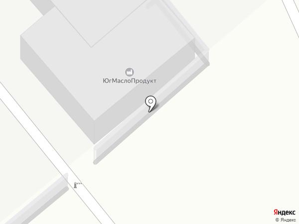 ЮгМаслоПродукт на карте Армавира