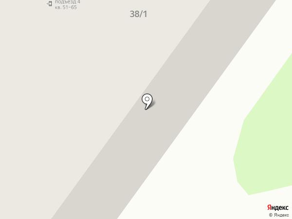 Юбилейное на карте Кохмы