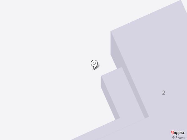 Детский сад №1 на карте Караваево