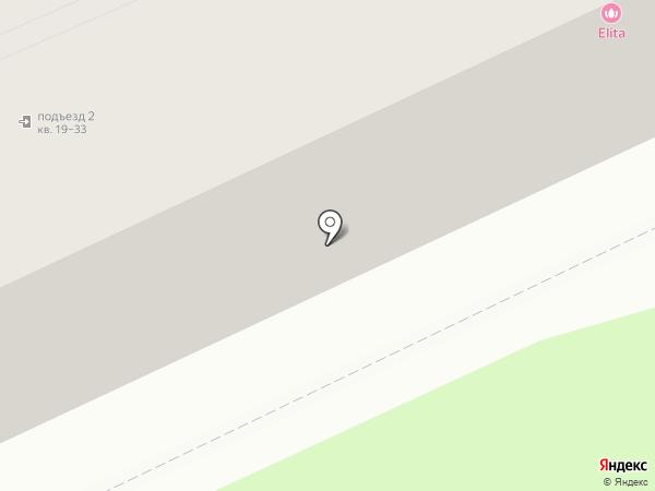 Нарек на карте Армавира