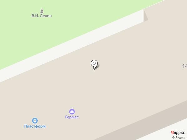 Komplex на карте Армавира