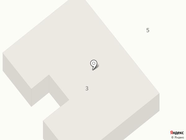 Антей на карте Армавира