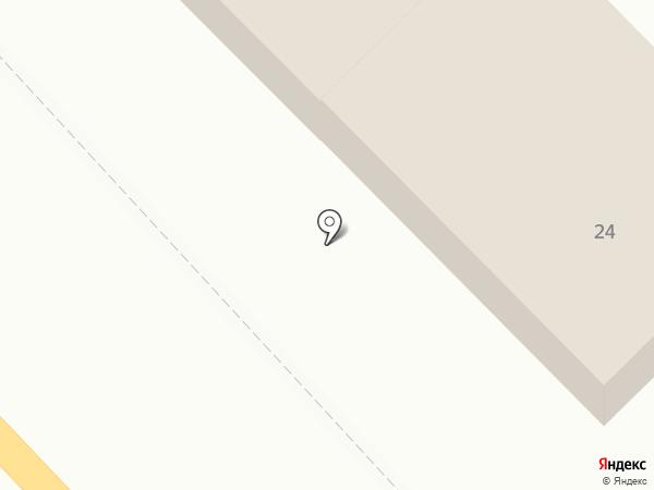 ИВОС на карте Кохмы