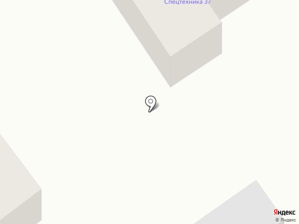 Ивсваебой на карте Иваново
