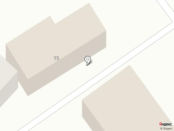 Шиномонтажная станция на карте Армавира