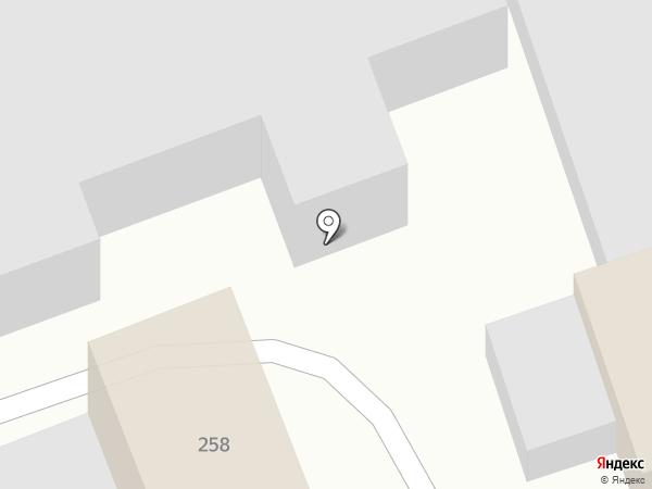 Мир Кирпича на карте Армавира