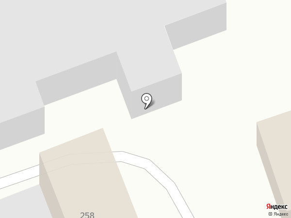 ГАЗ-сервис на карте Армавира