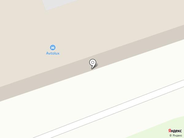АвтоЛюкс на карте Армавира