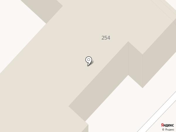 Армавирский противотуберкулезный диспансер на карте Армавира