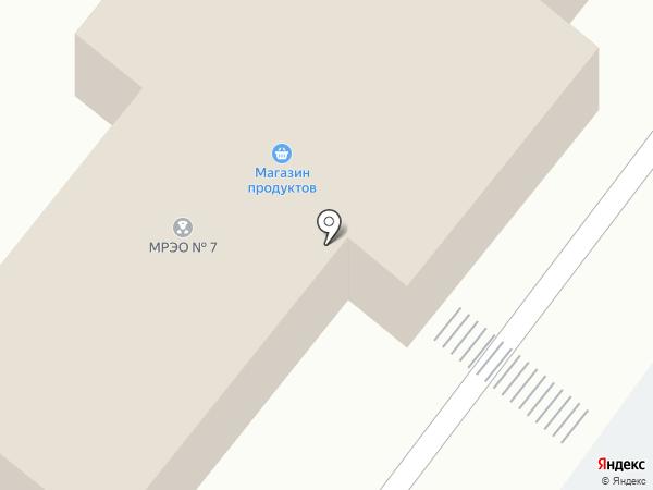 Отдельная группа ДПС на карте Армавира