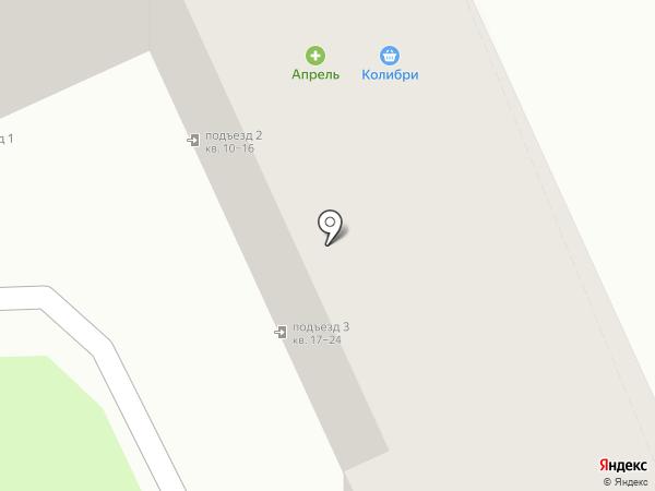 Автомама в Армавире на карте Армавира