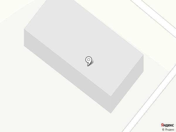 Комплект на карте Армавира