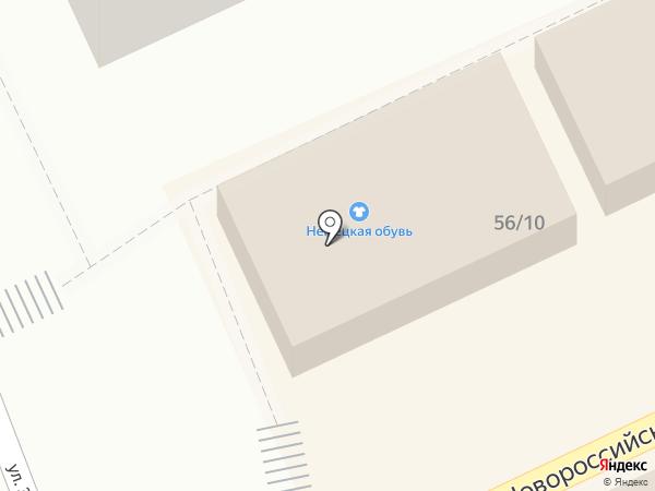 МЕГАполис comfort на карте Армавира