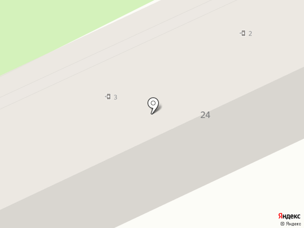 ТСЖ №4 на карте Армавира