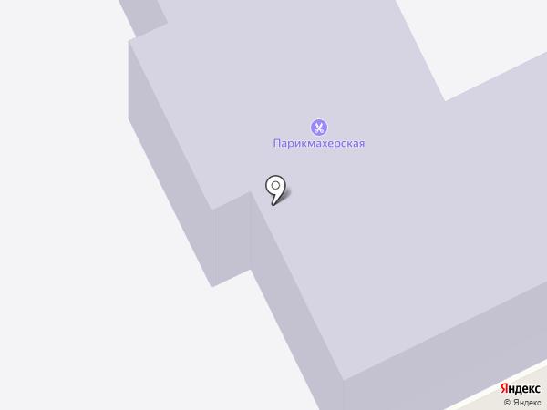 Чаровница на карте Армавира