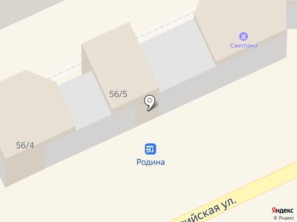 Qiwi на карте Армавира