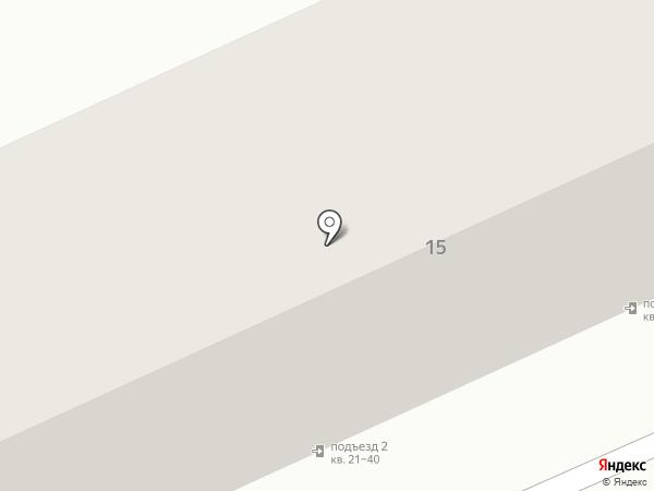 Жилищный кооператив №13 на карте Армавира
