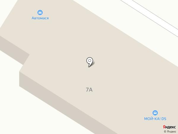 Автосервис на карте Кохмы