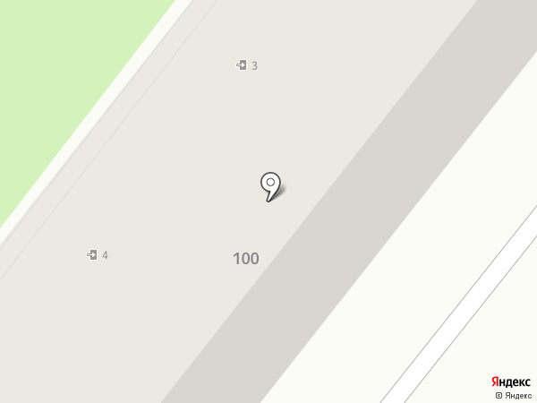 Наркологический диспансер №3 на карте Армавира