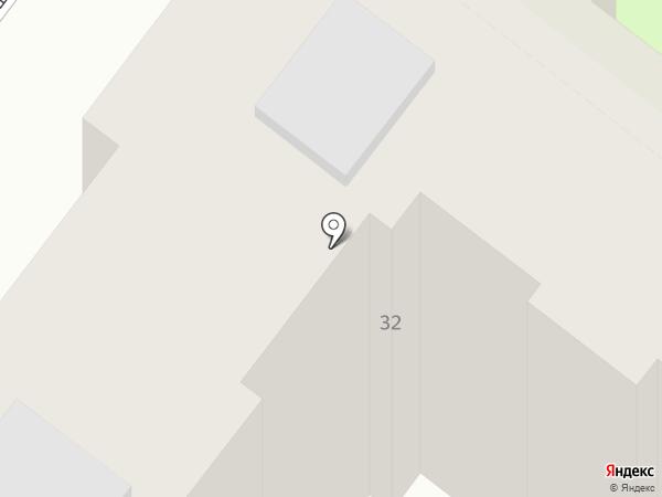 Авиа и ж/д касса на карте Армавира