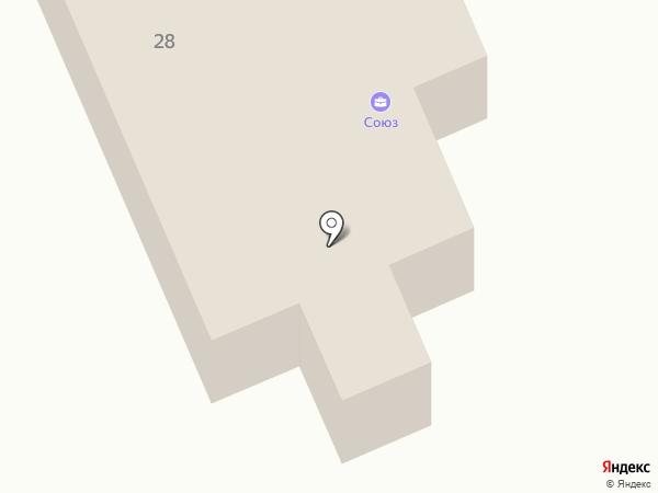 Вам-Бер на карте Армавира