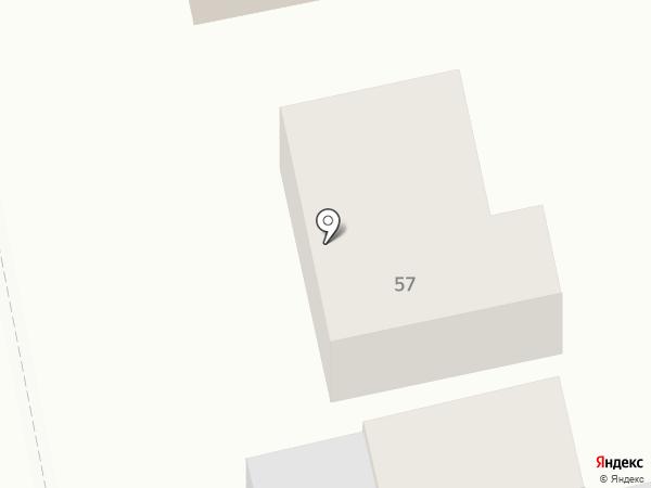 ХозТоварищ на карте Новокубанска