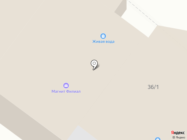 Сарман на карте Армавира