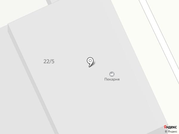 Пекарня на карте Армавира