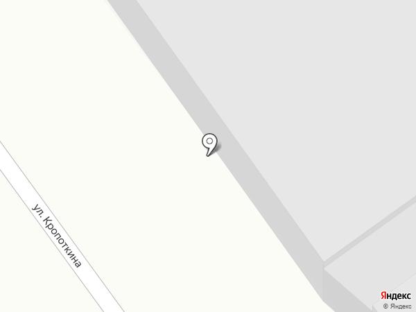 Служба эвакуации на карте Армавира