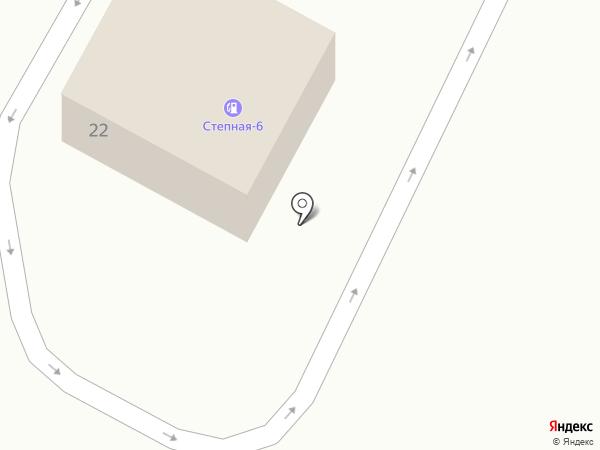 АЗС БНК на карте Армавира