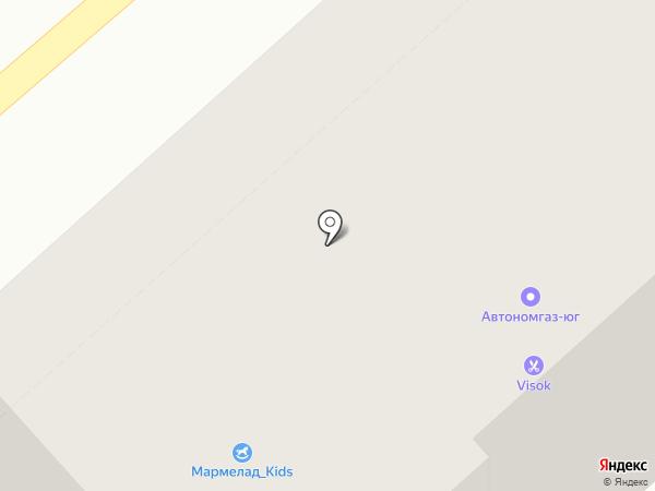 ФОРПОСТ на карте Армавира