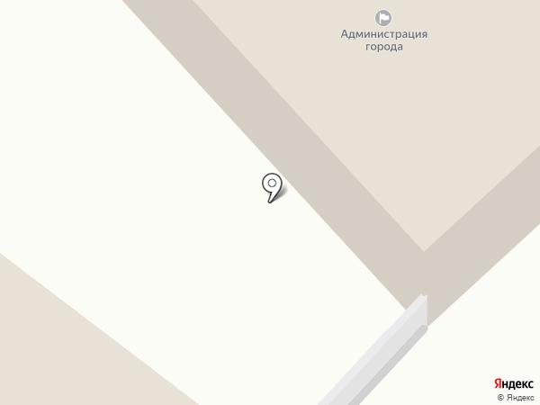 Администрация городского округа Кохма на карте Кохмы