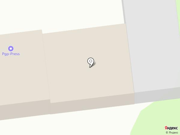 PGP Press на карте Кохмы