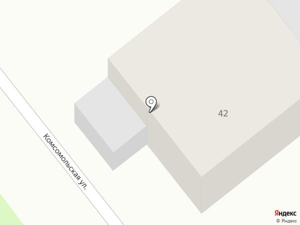 Производственная компания на карте Кохмы