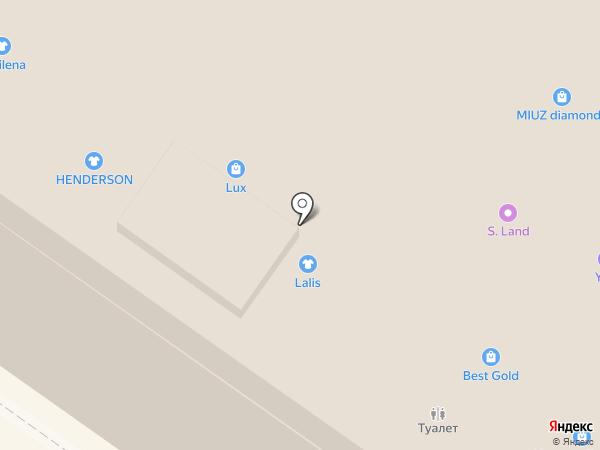 LUX на карте Армавира