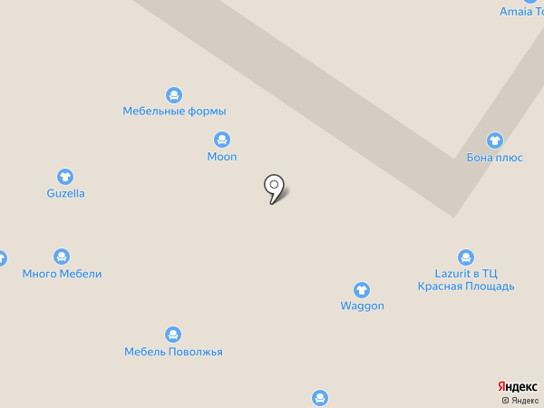 Дятьково на карте Армавира