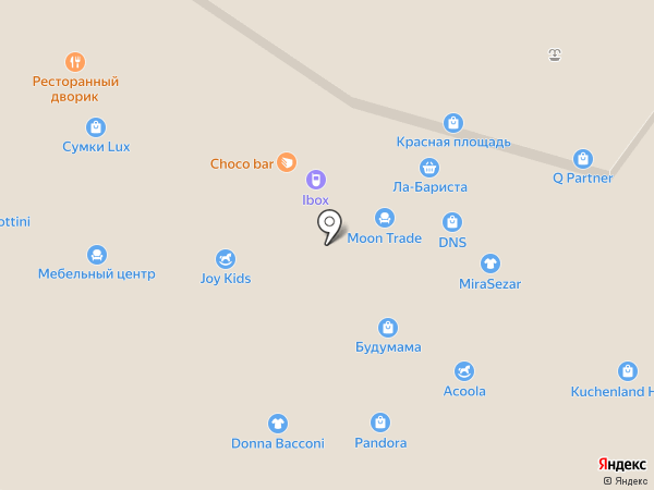 Choco bar на карте Армавира