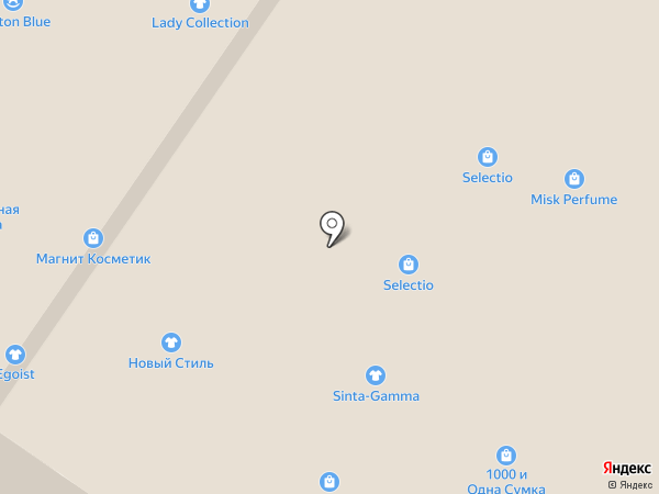 SELECTIO на карте Армавира