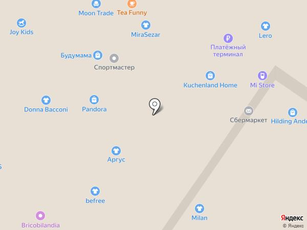 Acoola Kids на карте Армавира