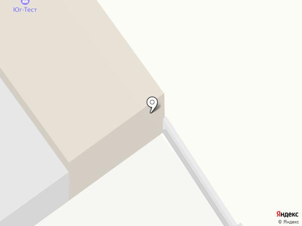 Кубарус на карте Армавира