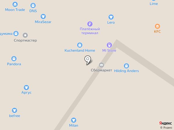 KuchenLanb Home на карте Армавира
