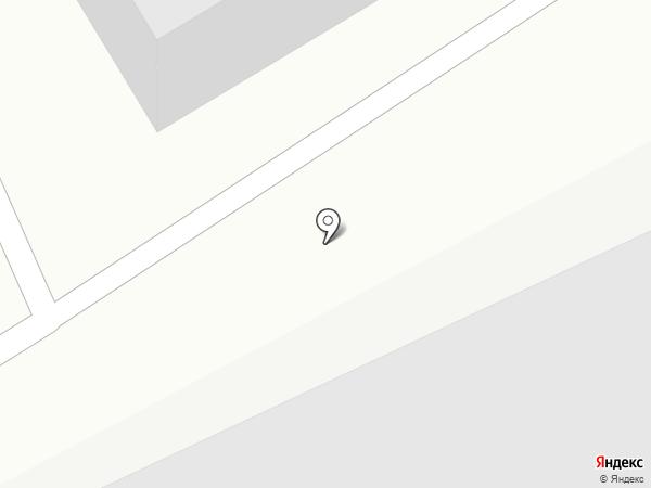 Главнефтеснаб на карте Армавира