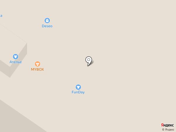 Экспресс-TIME на карте Армавира