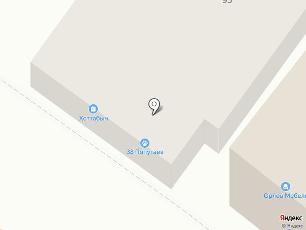 Ремпластик на карте Армавира