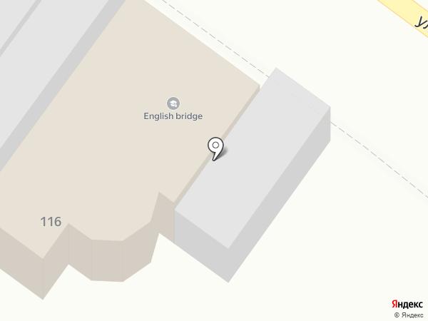 Посад на карте Армавира
